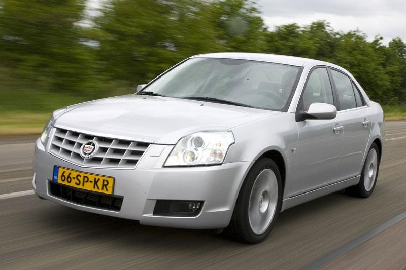 Cadillac BLS 1.9D Elegance (2006)