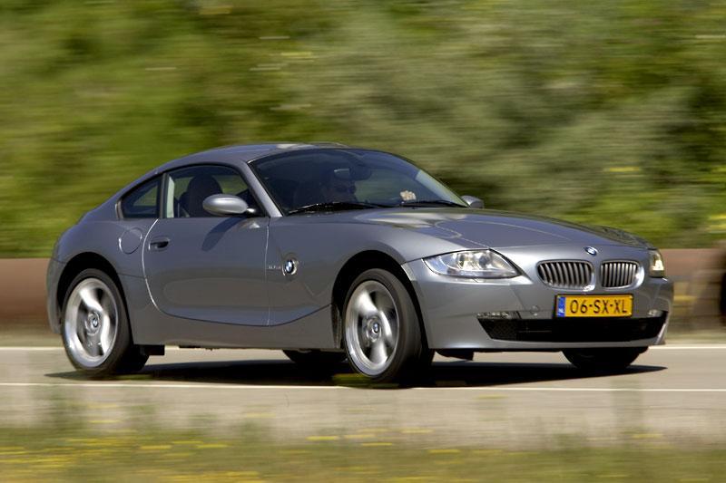BMW Z4 Coupé 3.0si (2006)