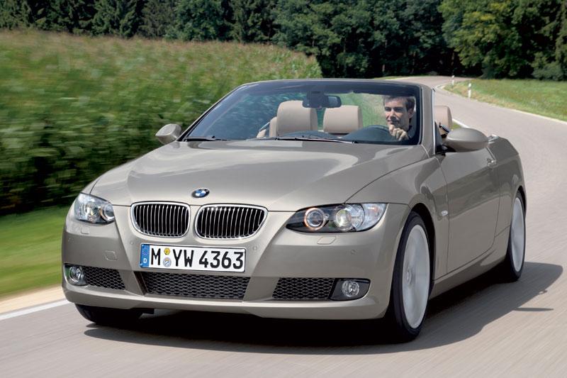BMW 3-serie Cabriolet