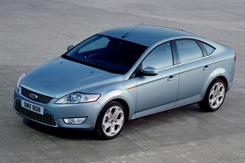 Ford Mondeo 2.0 16V Titanium (2008)