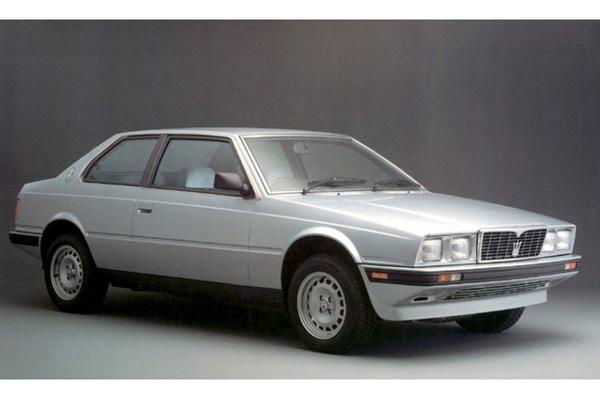 Maserati Biturbo 1983 - 1985