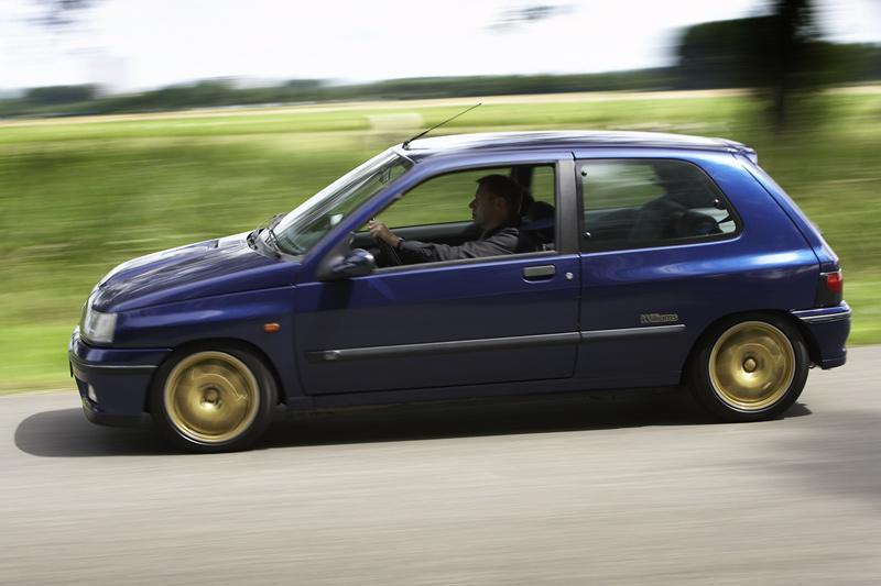 Blits Bezit: Renault Clio Williams