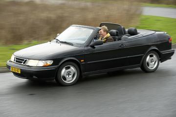Saab 900 2.3S Cabriolet