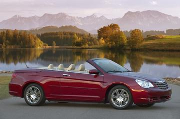 Chrysler onthult Sebring Cabrio