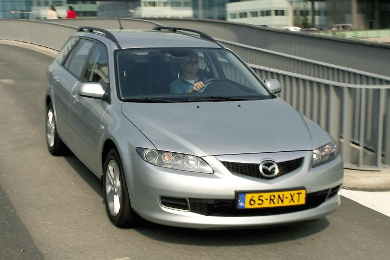 Mazda 6 SportBreak 1.8 Touring (2005)
