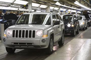 Productie Jeep Patriot gestart
