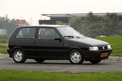 Klokje rond Fiat Uno 1.4 i.e. (1992)