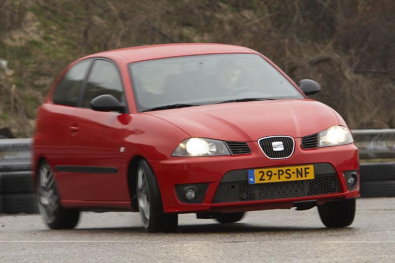 Seat Ibiza Cupra 1.8 20VT (2005)