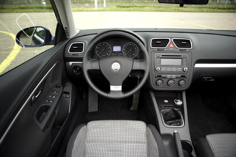 Volkswagen Eos 2.0 16V FSI (2006) | Autotest - AutoWeek.nl