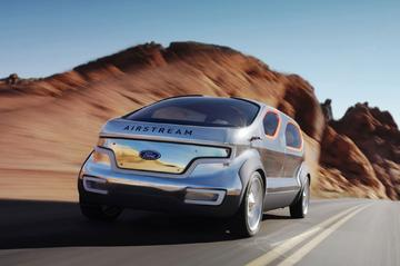 Ford pakt toch nog uit: Airstream concept