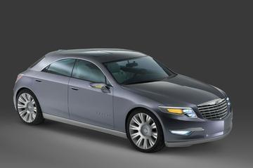 Chrysler Nassau concept: tussen vormen in