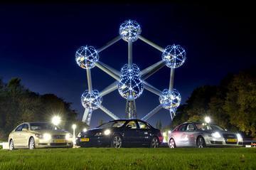 Honda Legend 3.5/ Audi A6 3.2 FSI quattro Pro Line/ Lexus GS 300 Executive