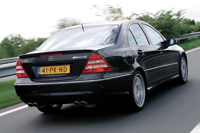Mercedes-Benz C 55 AMG (2005)