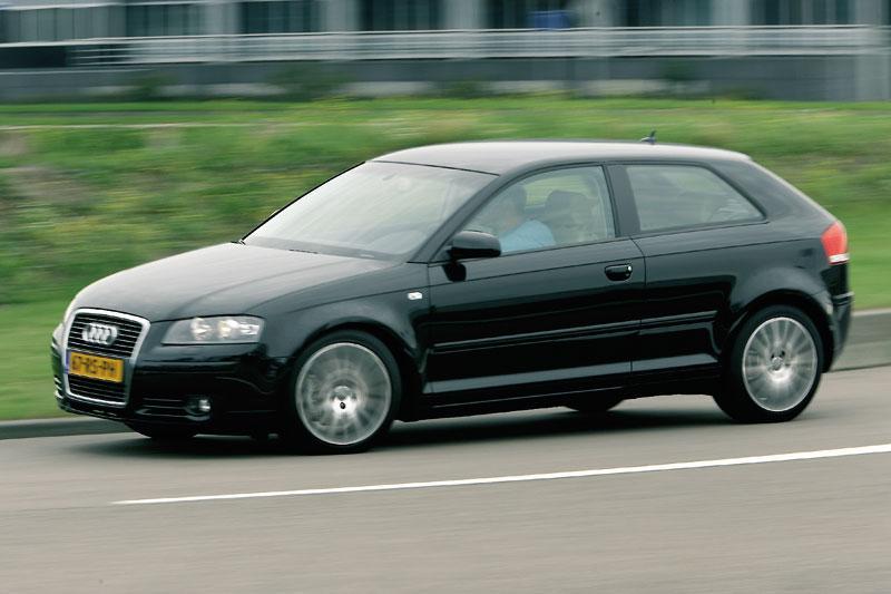 Audi A3 2.0 TFSI (2005)