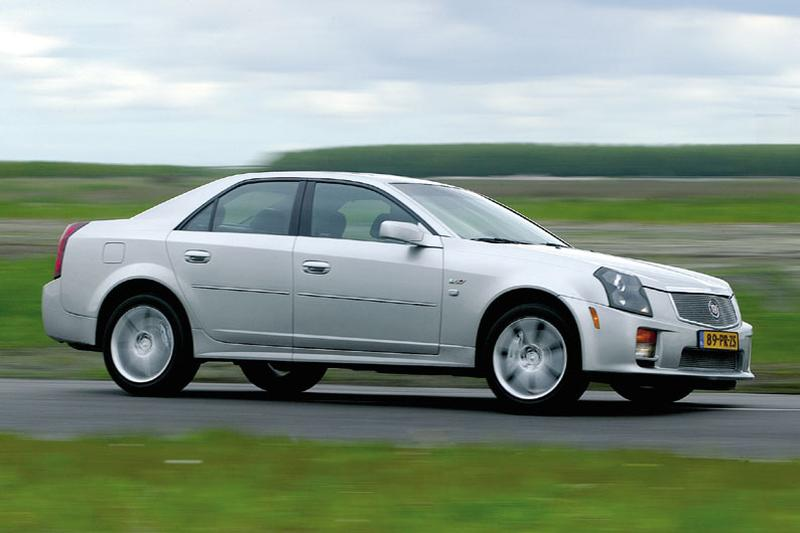 Cadillac CTS-V (2005)
