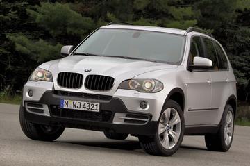 BMW X5 xDrive30d High Executive (2007)