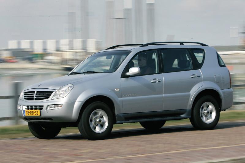 SsangYong Rexton RX 270 s Xdi (2005)