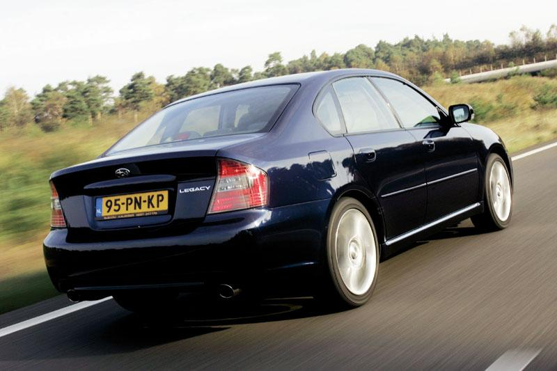 Subaru Legacy 3.0R spec.B (2005)