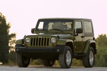 Jeep Wrangler evolueert opnieuw
