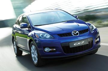 In detail: Mazda CX-7