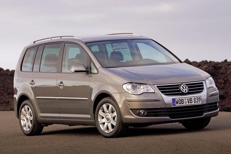 Volkswagen Touran 1.9 TDI 105pk Trendline (2007)