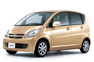 Kakelverse Daihatsu Move