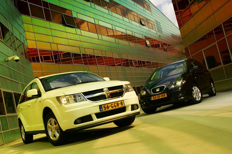 Dodge Journey-Seat Altea XL