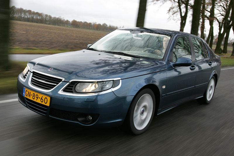 Saab 9-5 Sport Sedan 2.3t Vector (2006)