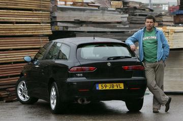 Alfa Romeo 156 Sportwagon 1.8 T. Spark 16V – 2002