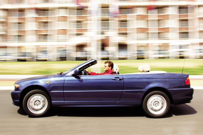 BMW 320Ci Cabrio Executive (2005)