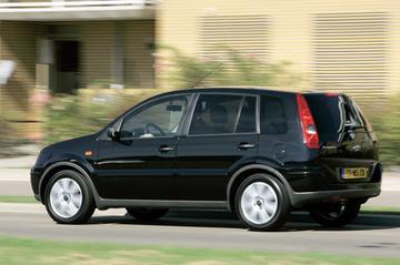 Ford Fusion 1.4 TDCi Futura (2005)