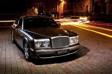 Superkracht voor Bentley Arnage