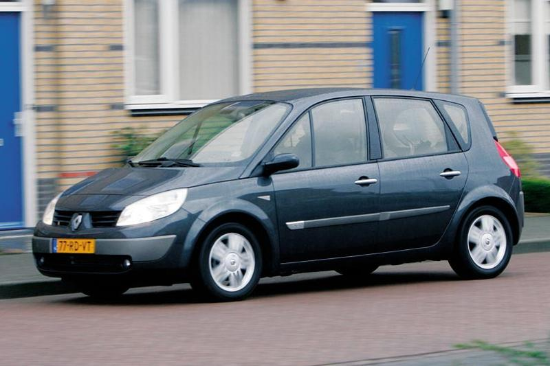 Renault Scénic 1.5 dCi 100pk Privilège Comfort (2005)
