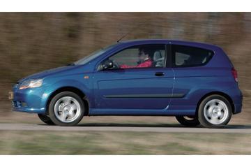 Chevrolet Kalos 1.4 16V Style (2005)