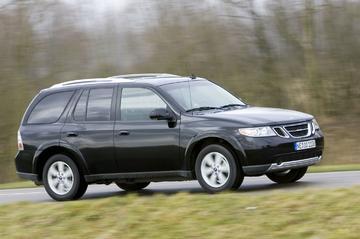 Saab 9-7X 5.3 V8 (2006)