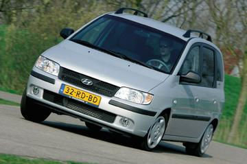 Hyundai Matrix 1.5 CRDi VGT DynamicVersion (2005)