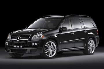 Brabus-behandeling voor Mercedes GL-klasse