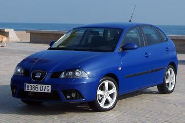 Seat Ibiza 1.4 16V 85pk Trendstyle (2007)
