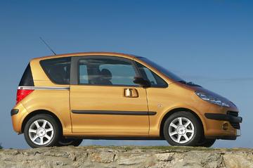 Forse korting op Peugeot 1007