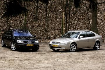 Ford Mondeo-Renault Laguna