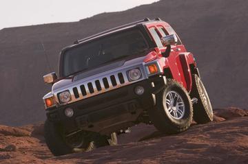 Hummer H3-productie ook in Zuid-Afrika