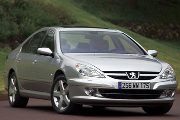 Peugeot 607 even zonder opvolger