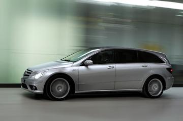 Kleinere diesel en AMG-versie Mercedes R-klasse