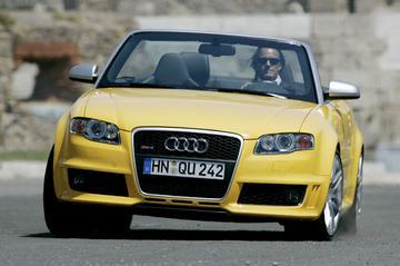 Audi RS4 Avant & RS4 Cabriolet