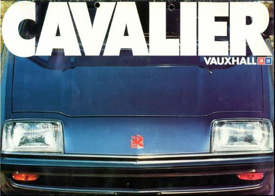 Vauxhall Cavalier,cavalier Sports Hatch Gl,l,gls