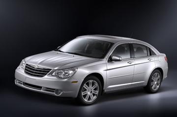 De nieuwe Chrysler Sebring!