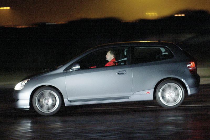 Honda Civic 2.0i Type-R (2004)
