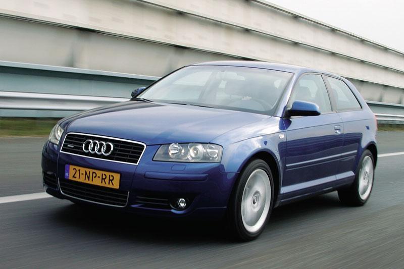 Audi A3 3.2 quattro Ambition (2004)