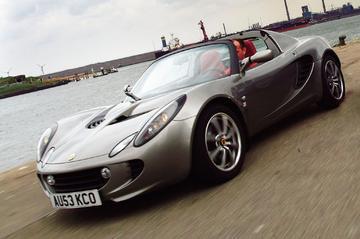 Lotus Elise 111 R (2004)