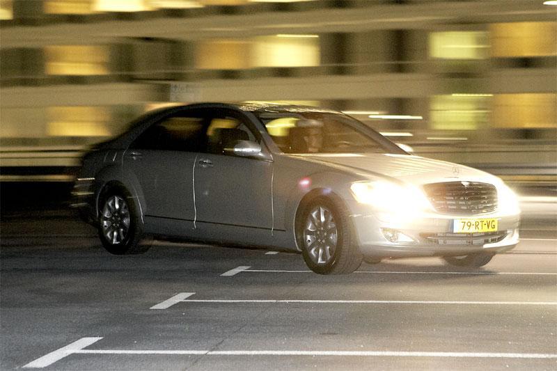 Mercedes-Benz S 500 Lang Prestige Plus (2006)